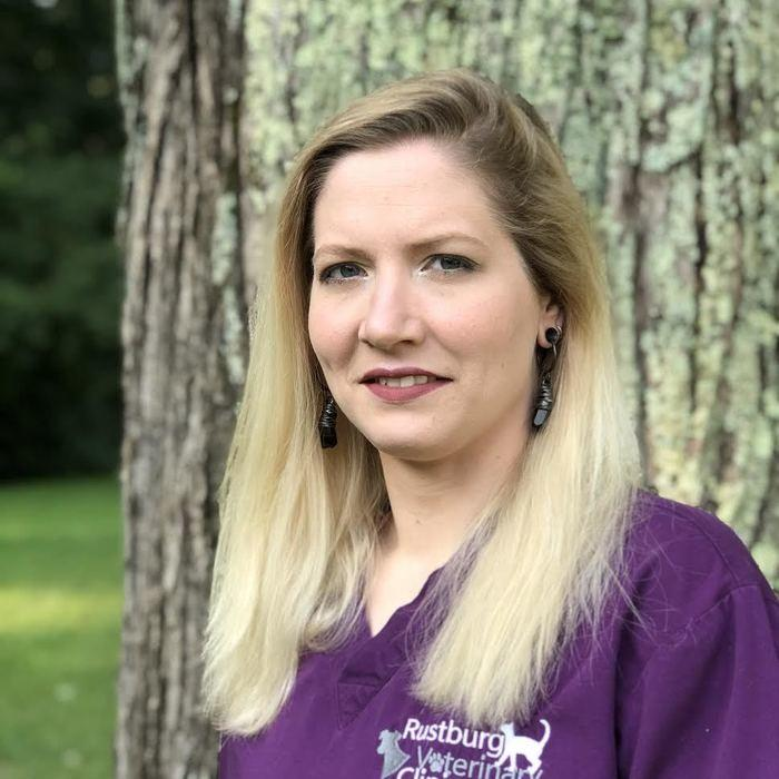 Rachel<br>Licensed Veterinary Technician  photo