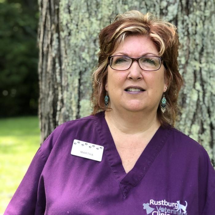 Martha</br> Receptionist photo