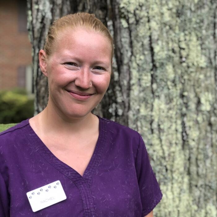 Rachel</br> Veterinary Assistant photo